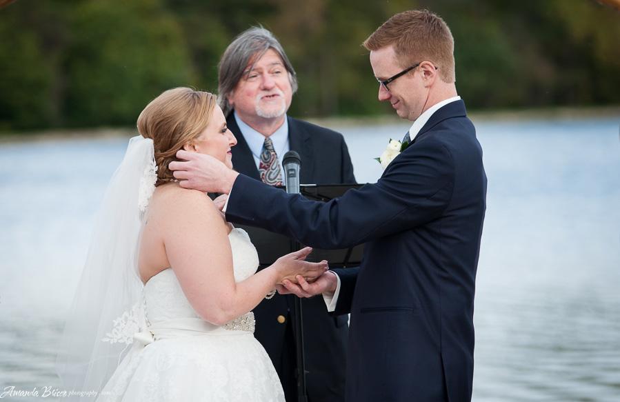 John & Lauren . The Gathering Place at Darlington Lake . Pittsburgh Wedding Photographer