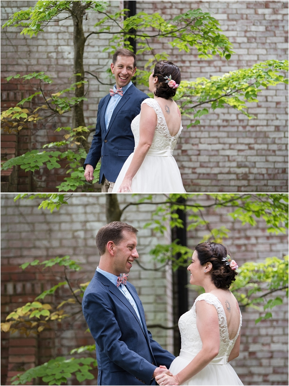 The succop conservancy wedding photographer timeline tip first look.
