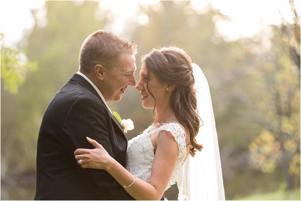Wedding pictures at Succop Conservancy wedding.