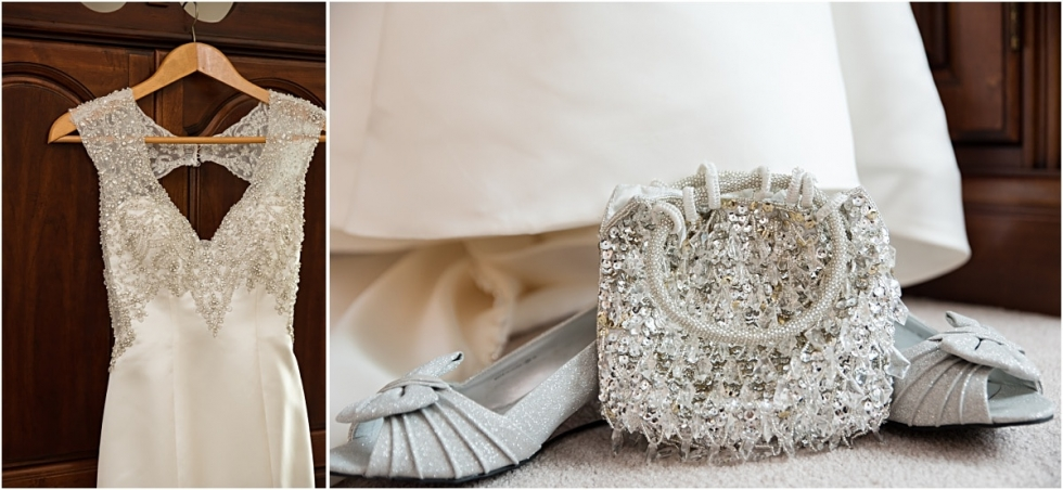 Details for Greystone Fields wedding