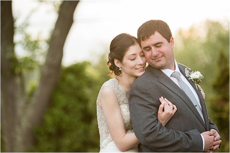 Wedding portraits at Greystone Fields. A Greystone Fields wedding.