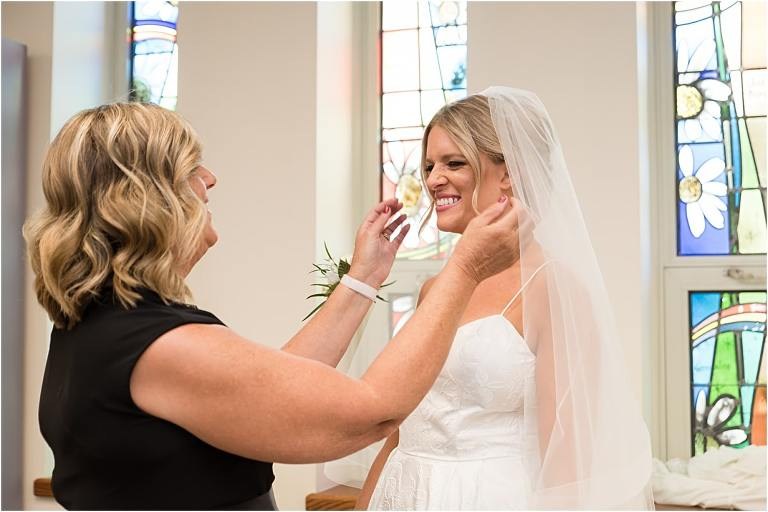 Cranberry Township Wedding Ceremony