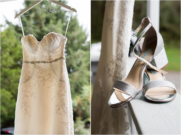 Wedding details for The Atrium Wedding.